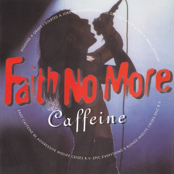 Cover of Caffeine CD