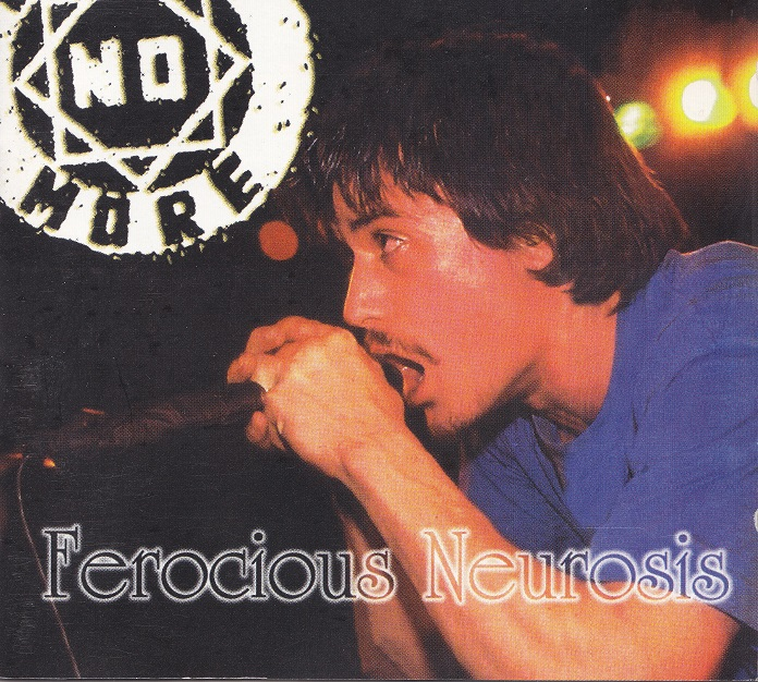 Cover of Ferocious Neurosis CD