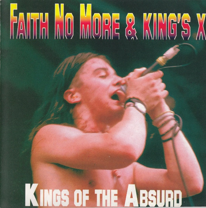 Cover of Kings Of The Absurd CD