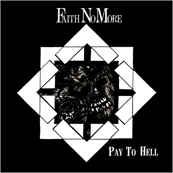 Cover of Pay To Hell vinyl