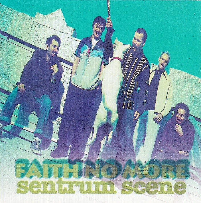Cover of Sentrum Scene CD
