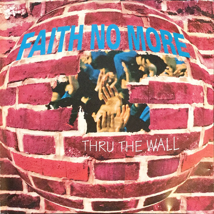 Cover of Thru The Wall CD