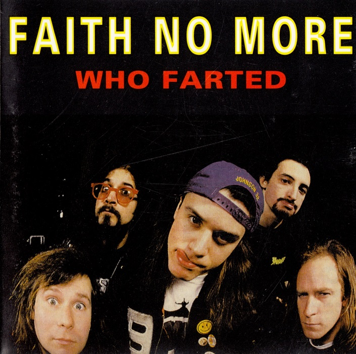 Cover of Who Farted CD